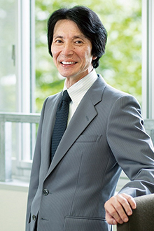 Prof. Koichi Matsumoto, Dean of Faculty of Education